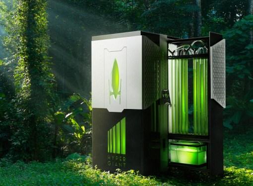 Bioreaktor na alge uklanja CO2 400 puta učinkovitije od drveća