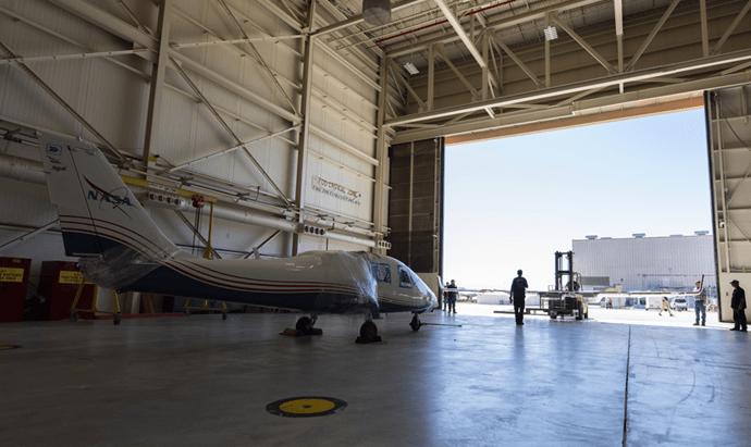 NASA pokazala svoj prvi električni avion na čijoj proizvodnji još radi