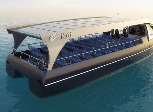 Startup iCat isporučio treći solarni brod Nacionalnom parku Mljet