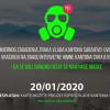 Sarajlije najavile proteste 20. januara zbog zagađenja zraka: Dođite na kolektivno trovanje