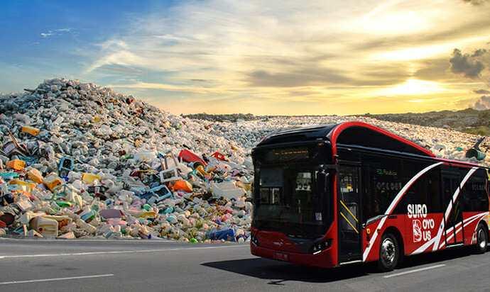 Gradovi u kojima prevoz plaćate plastičnim flašama