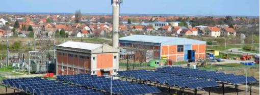 Najveći solarno-termalni sistem za pripremanje sanitarne tople vode na Balkanu nalazi se u Pančevu