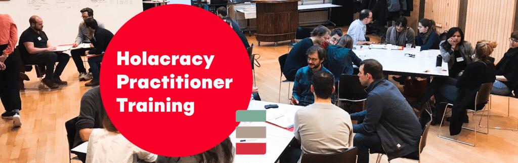 holacracy practitioner training