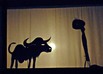 silhouette ombre