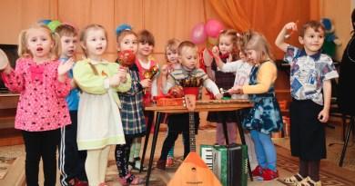 Сотрудники Тамбовэнерго посетили праздничный концерт в Доме ребенка
