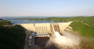 Дальневосточные ГЭС сдержали 50% дождевого паводка