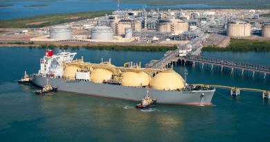 Рынок сжиженного природного газа на пороге кризиса