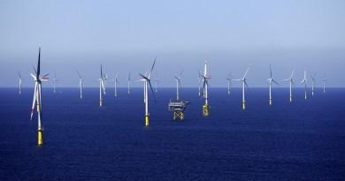 Самые большие ветропарки в Европе