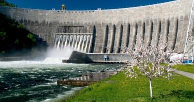 Мощность Саяно-Шушенской ГЭС достигла исторического максимума