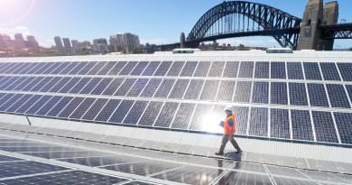 Австралия намерена побить целевой показатель чистой энергии на 2020 год