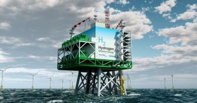 Tractebel представляет новую морскую водородную платформу