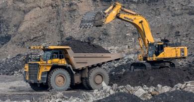 Добыча каменного энергетического угля в Красноярском крае выросла на 18% за год