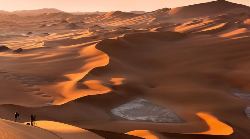 Ученые предупреждают, что заполнение Сахары солнечными батареями - плохая идея