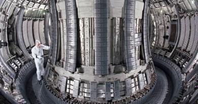 Ученые используют литий для контроля тепла в термоядерных реакторах