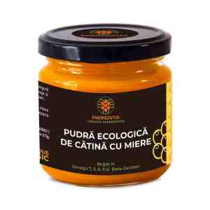 Pudra ecologica de catina cu miere-220 g