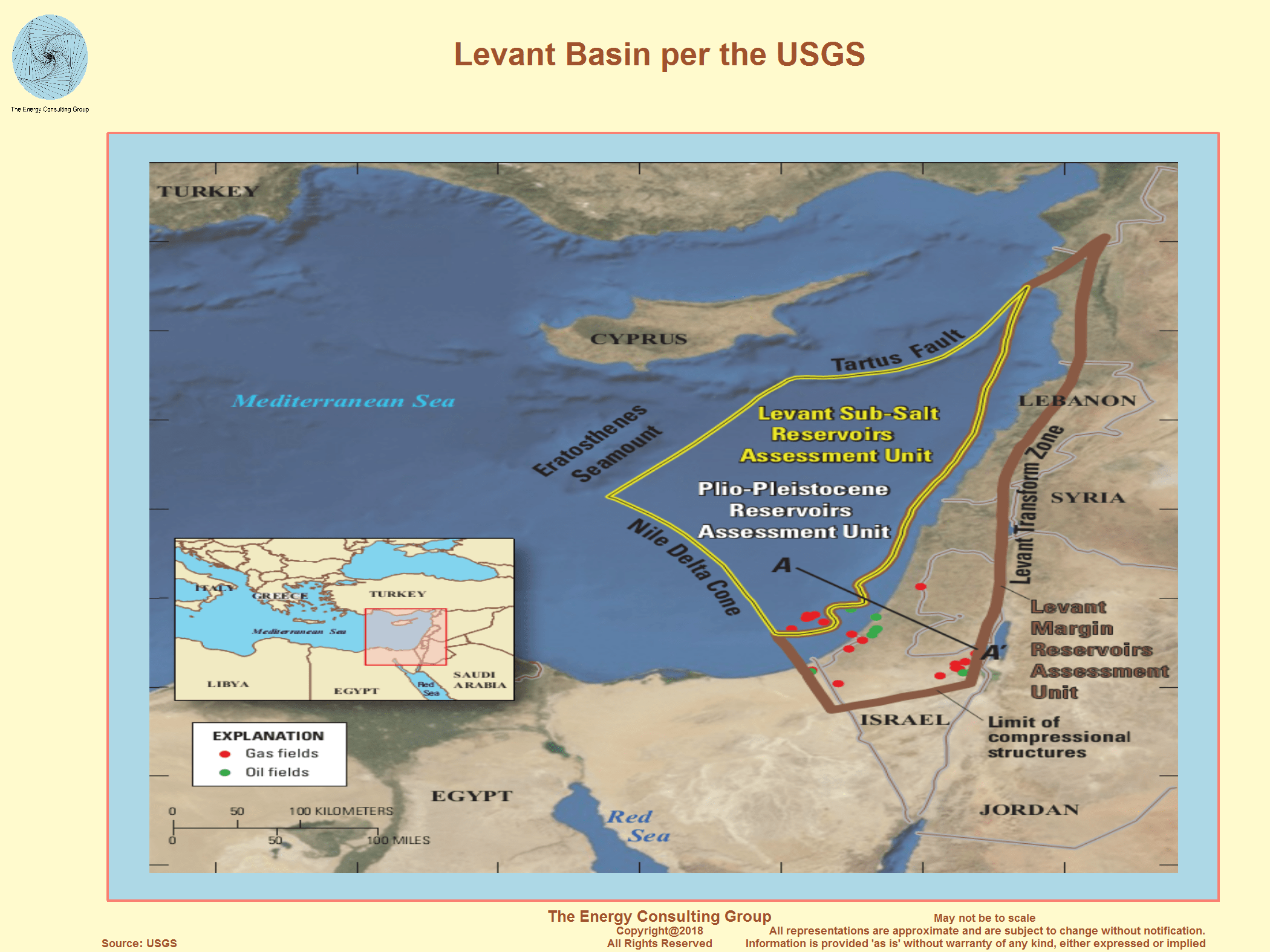 Image result for syria gas fields