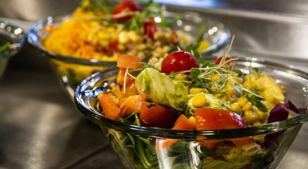 Energy Kitchen Salat Schüsseln. Grosse Auswahl an verschiedenen Salaten
