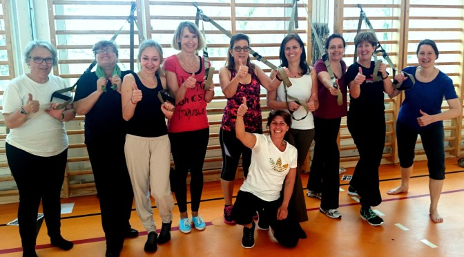 Suspension Trainer Kurs Mai bis Oktober 2015