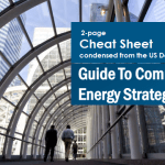 Community Energy Strategic Planning: 2-page cheat sheet