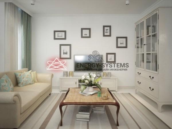 Стиль прованс в интерьере гостиной • Energy-Systems