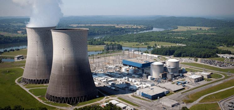 TVA Watts Bar Nuclear Power Plan