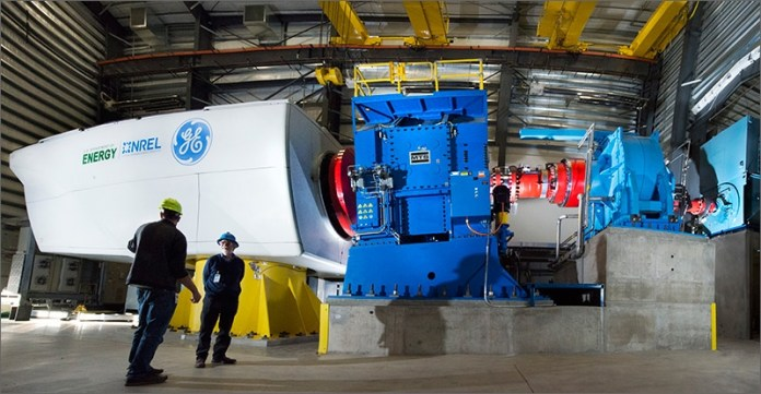 NWTC Test Center Powers Up Wind Tech
