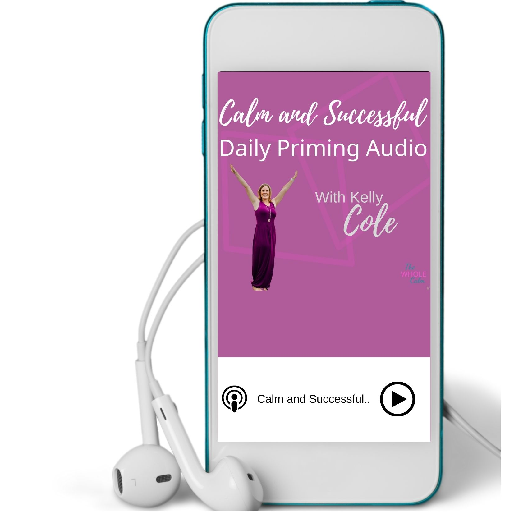 daily priming calming audio