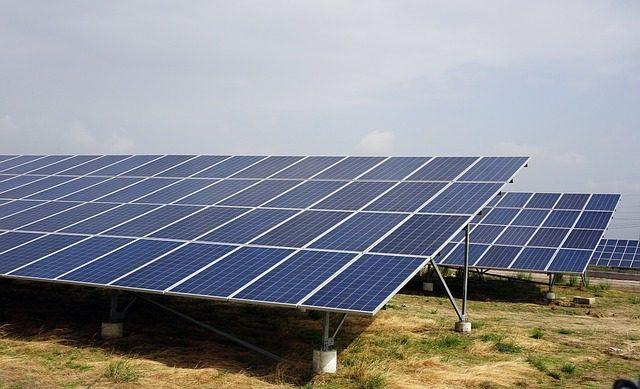 A solar mini grid