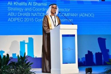 Ali Khalifa Al Shamsi, Strategy and Coordination Director, ADNOC