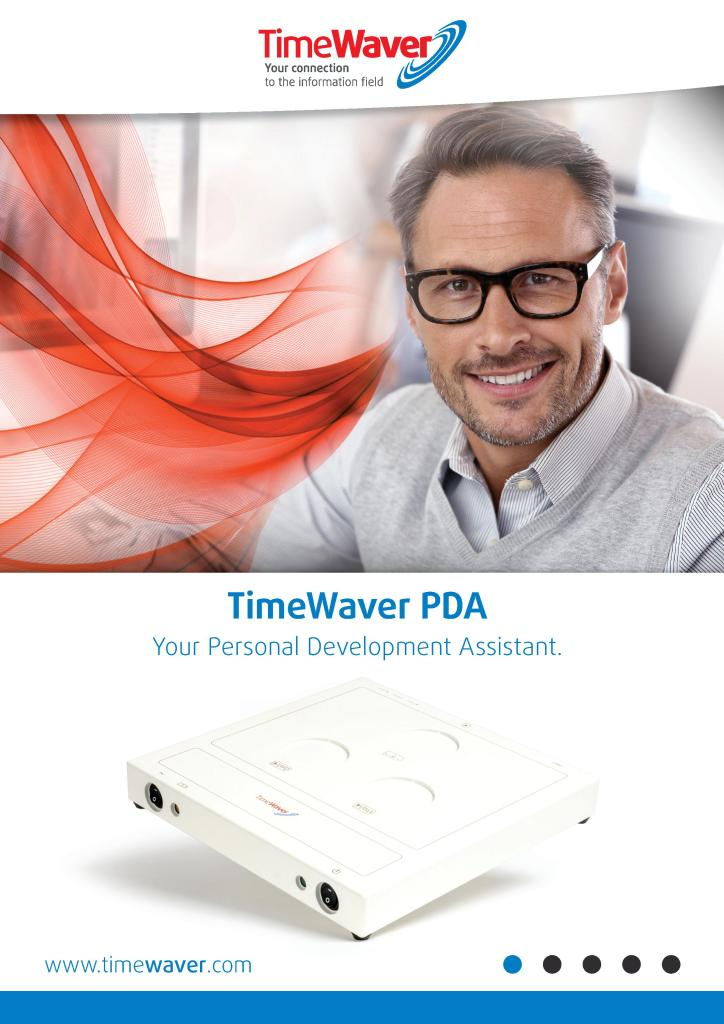 TimeWaver PDA