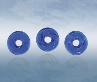 Dark Blue Wheels of Genesis