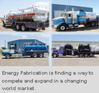 Energy Fabrication Inc.-Finding a Way to Compete and Expand in a Changing World Market