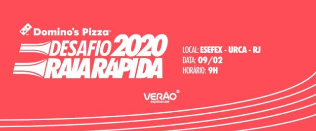 DESAFIO 2020 RAIA RÁPIDA ATLETISMO BRASILEIRO