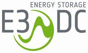 Logo E3-DC Kugel-anthrazit_hellgrŸn