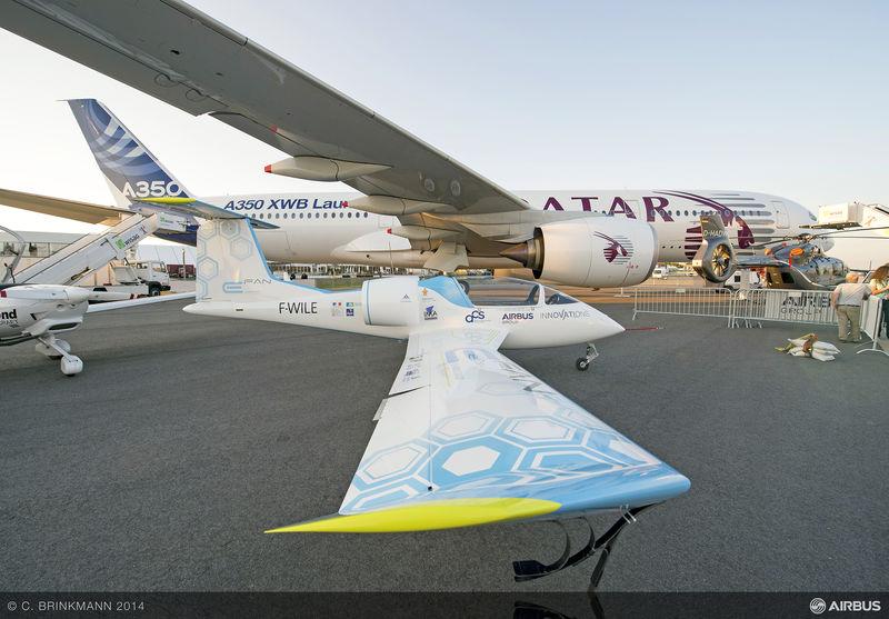 E Flugzeug