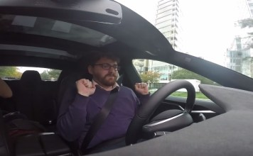 Autopilot Model S