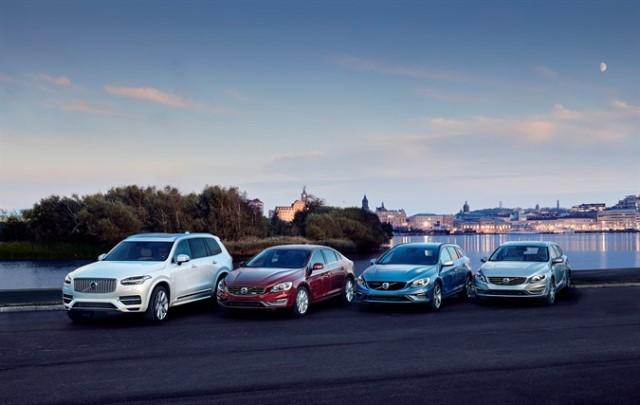 Jeder Zehnte Volvo Soll 2020 Ein Elektroauto Oder Hybrid Sein