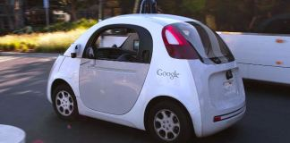 google-car-london