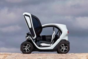 Renault Twizy Test