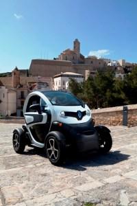 Renault Twizy Reichweite