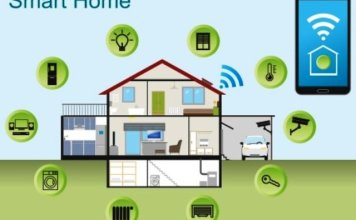 smart-home-applikationen
