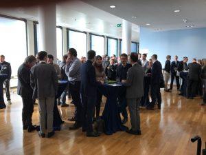 Blockchain-Tag für die Energiewelt 2017 Teilnehmer