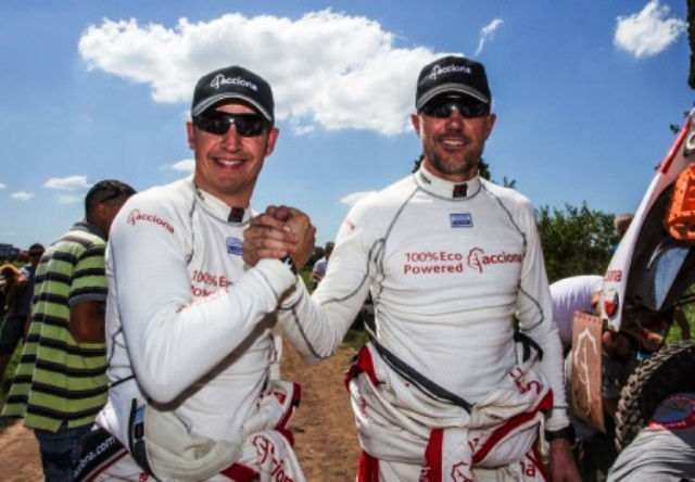 team-acciona-rally