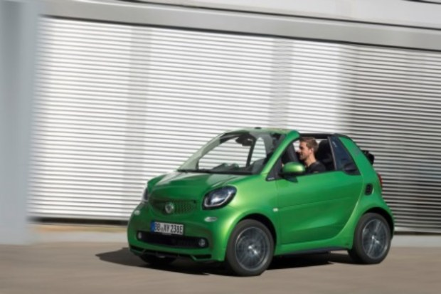 smart fortwo electric drive preis reichweite und tests energyload. Black Bedroom Furniture Sets. Home Design Ideas