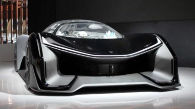 Faraday Future Elektrofahrzeug