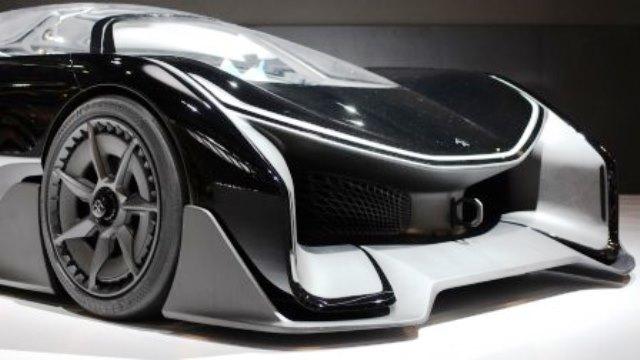 Faraday Future Elektromobilitaet