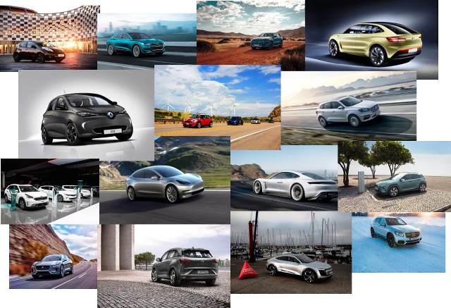 Top 15 Der Neusten Elektroautos 2018 Und 2019 Energyload