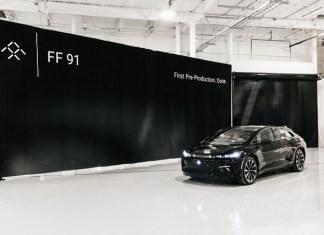 faraday-elektroauto
