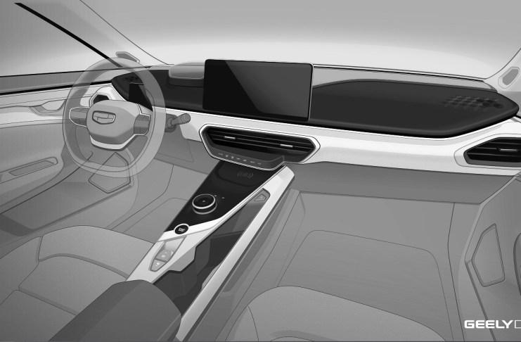 Geometry-elektroauto