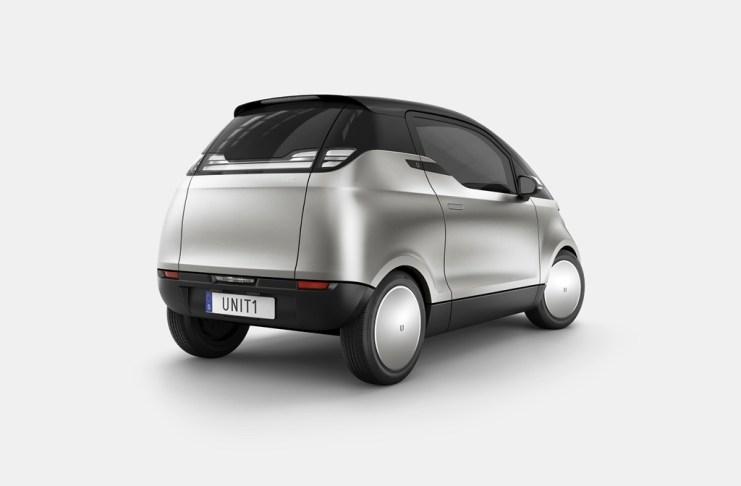 Uniti One - Elektromobilitaet